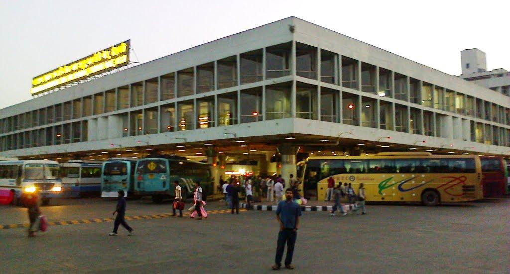 ISBT Delhi station