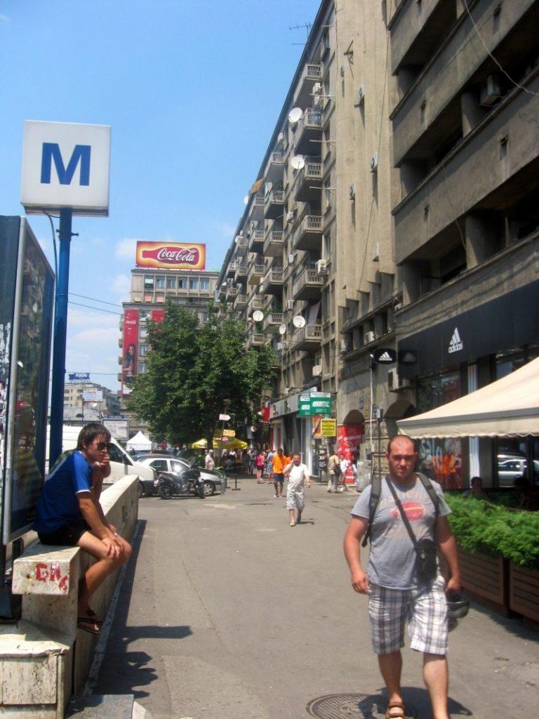 Bucareste 1-11