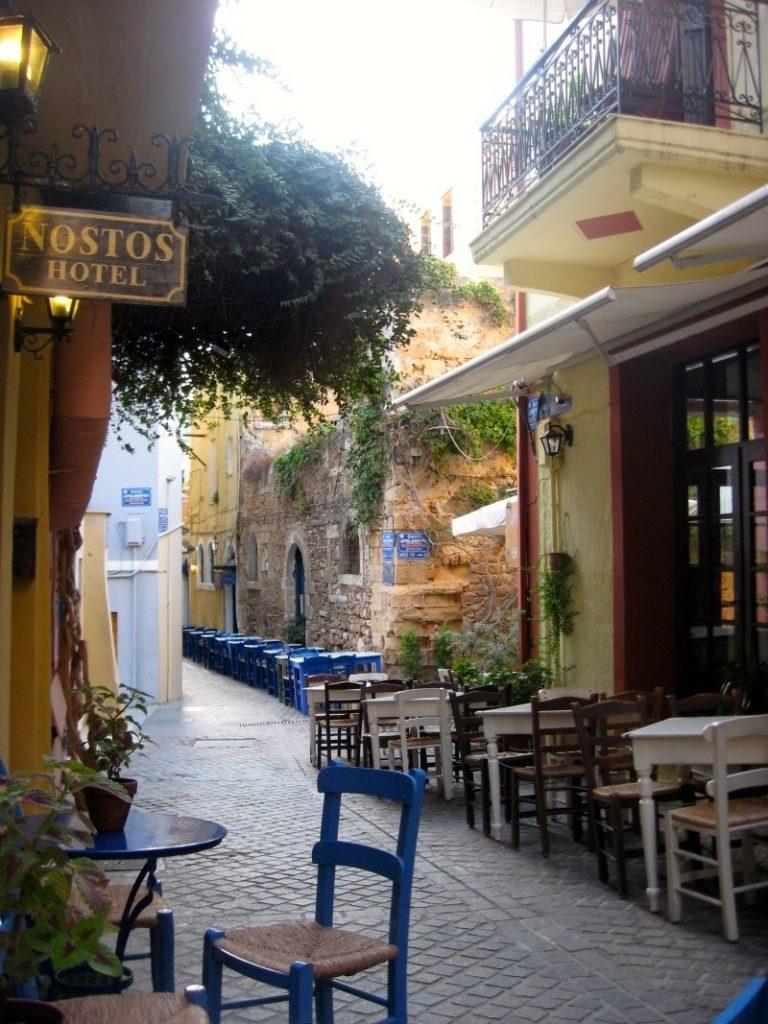 Crete 1-10