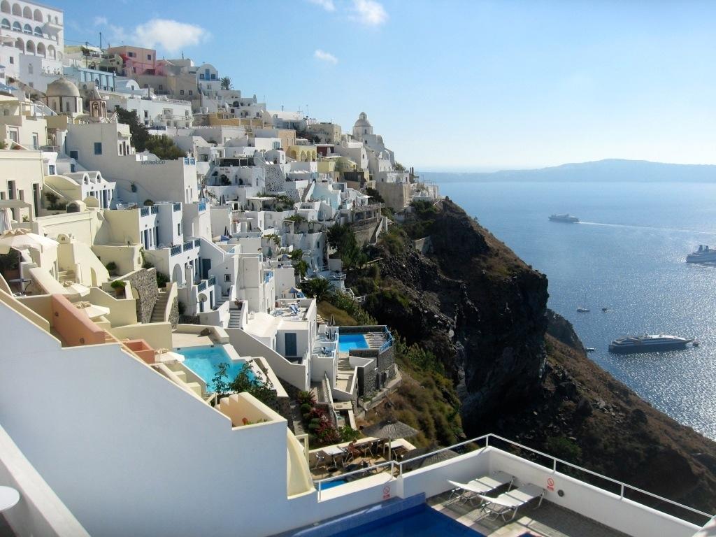 Santorini 1-11