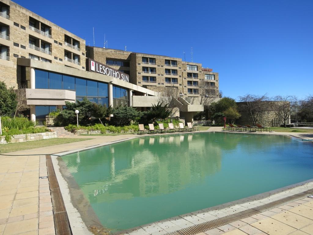 Lesoto sun hotel 06
