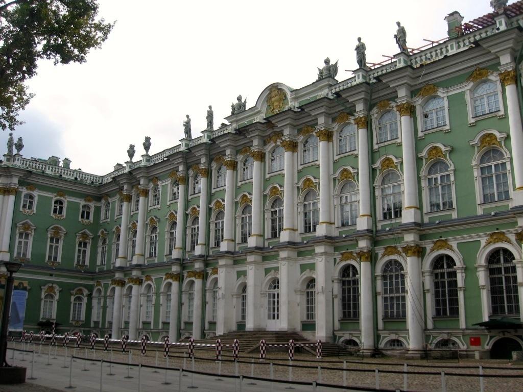 St Petersburg 3-12