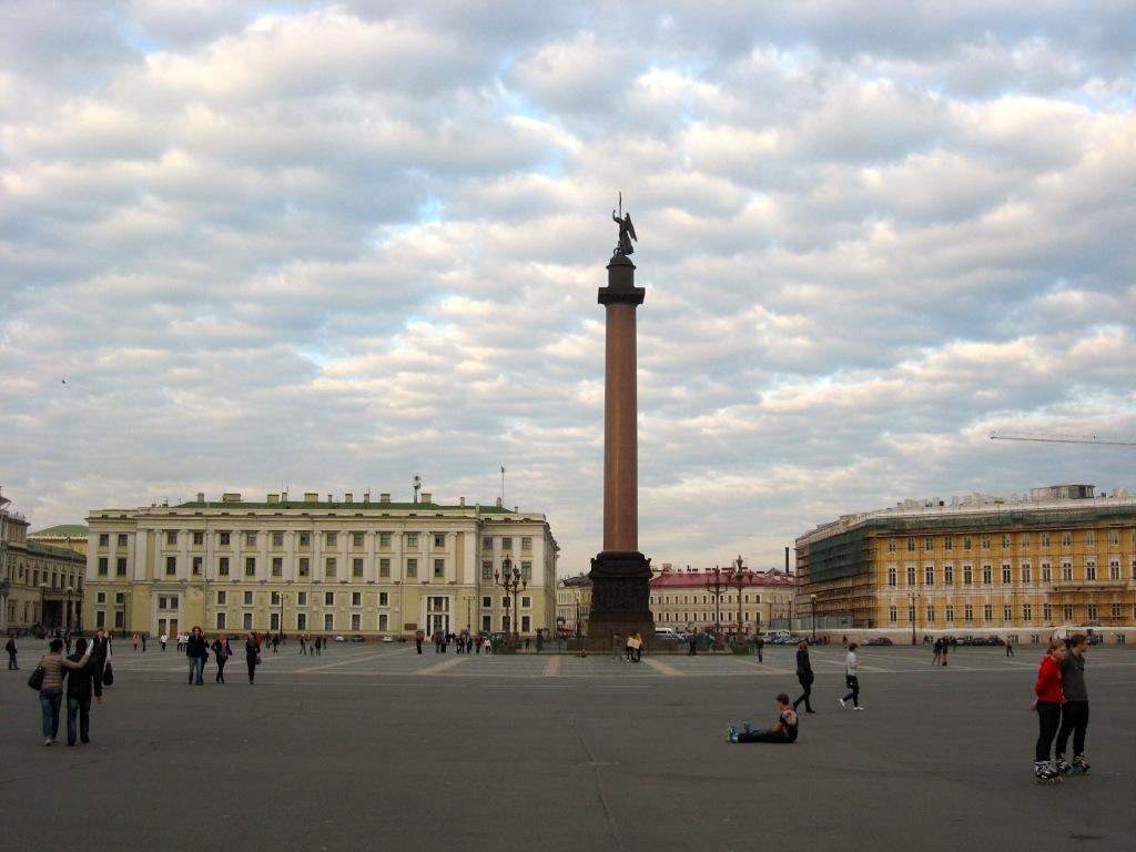 St Petersburg 3-13