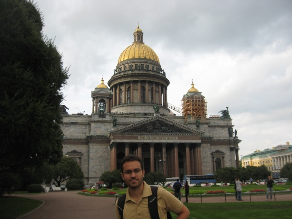 St Petersburg 3-14