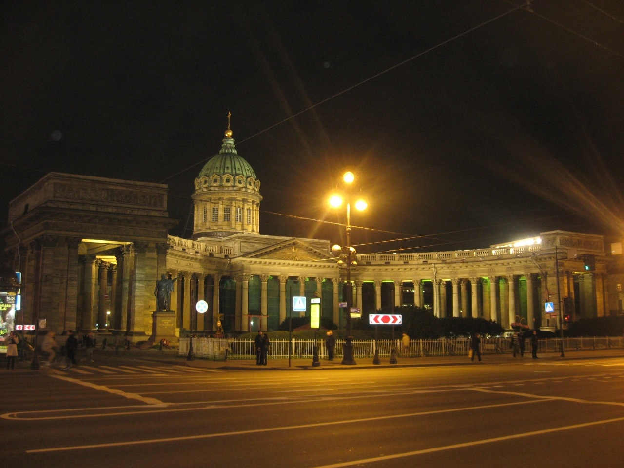 St Petersburg 3-16