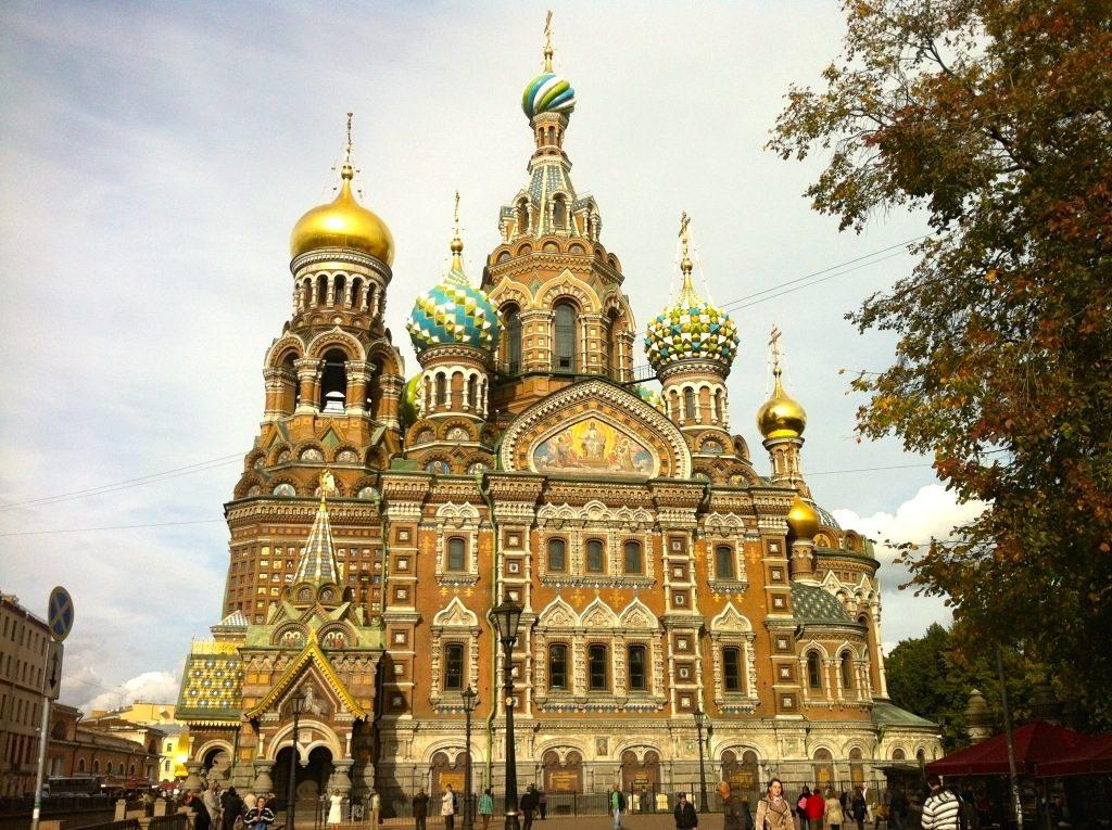 St Petersburg 3-17
