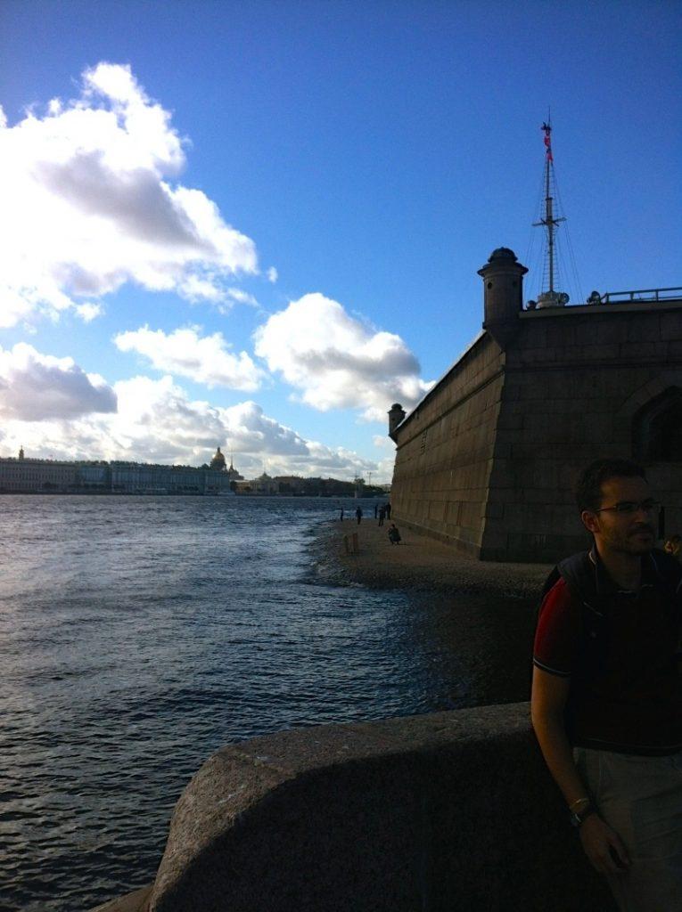 St Petersburg 3-19