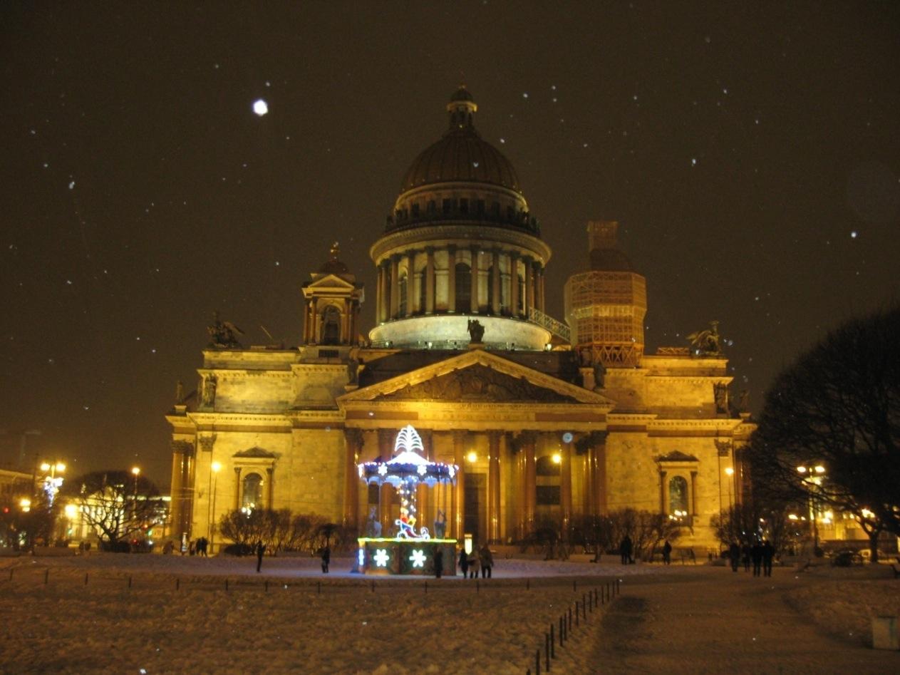 St Petersburg 4-05