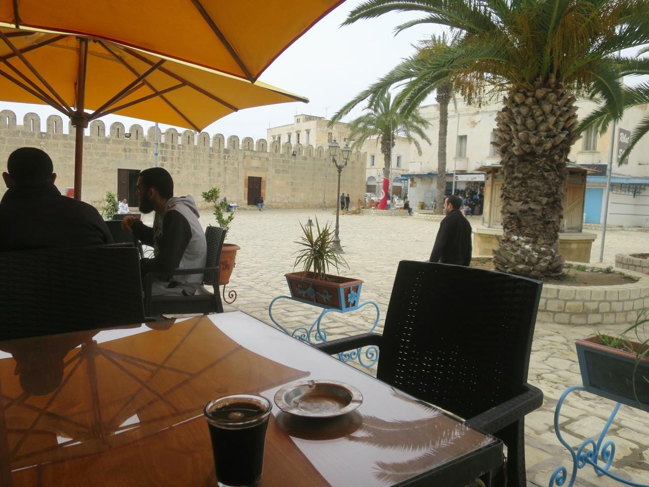 Cafe no mundo arabe