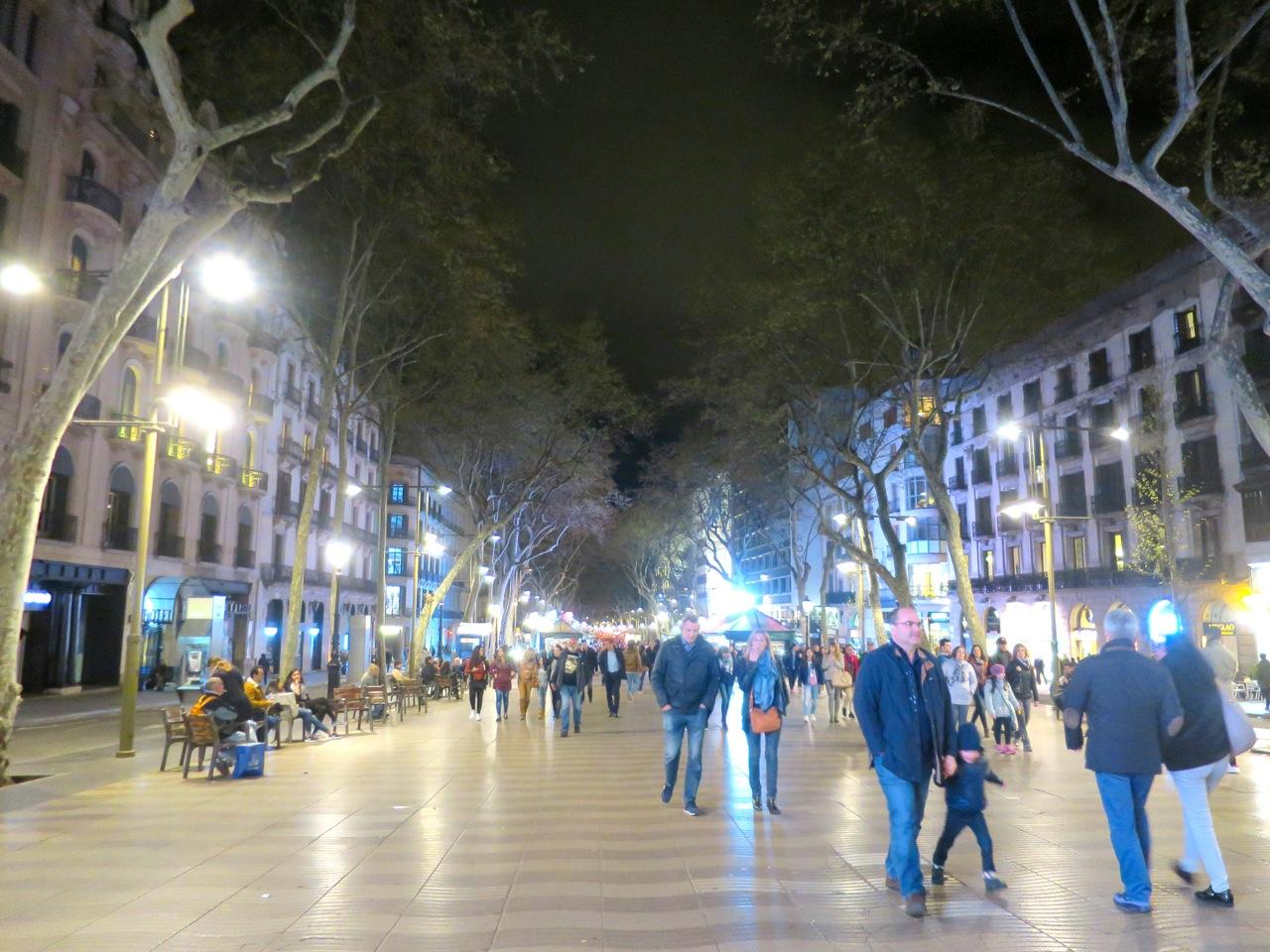 Barcelona 1-25