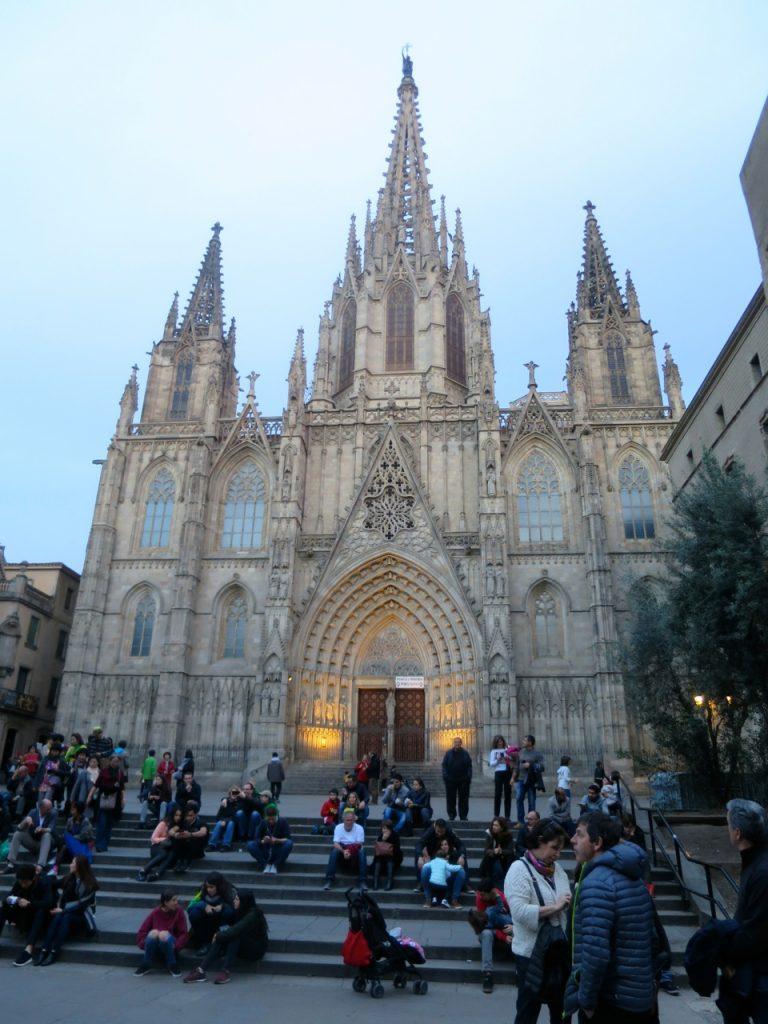 Barcelona 1-29