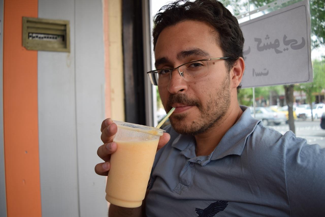 Comendo 1-03-suco melao