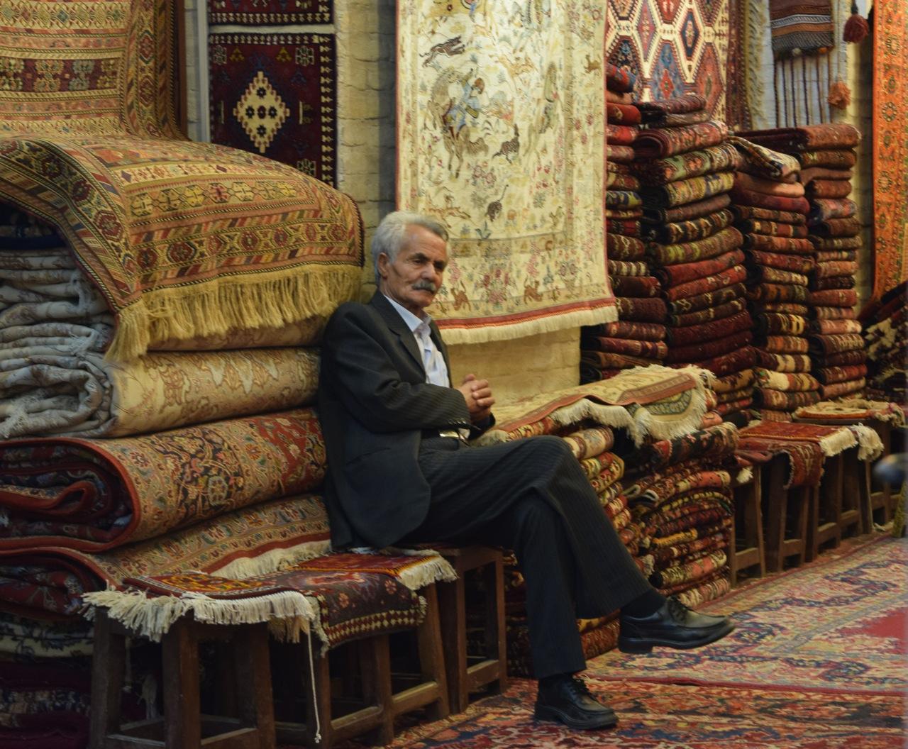 Isfahan extra 11 tapetes