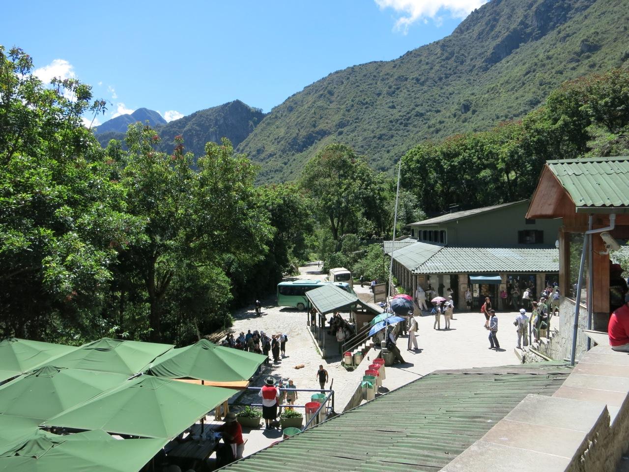Machu Picchu 1-11