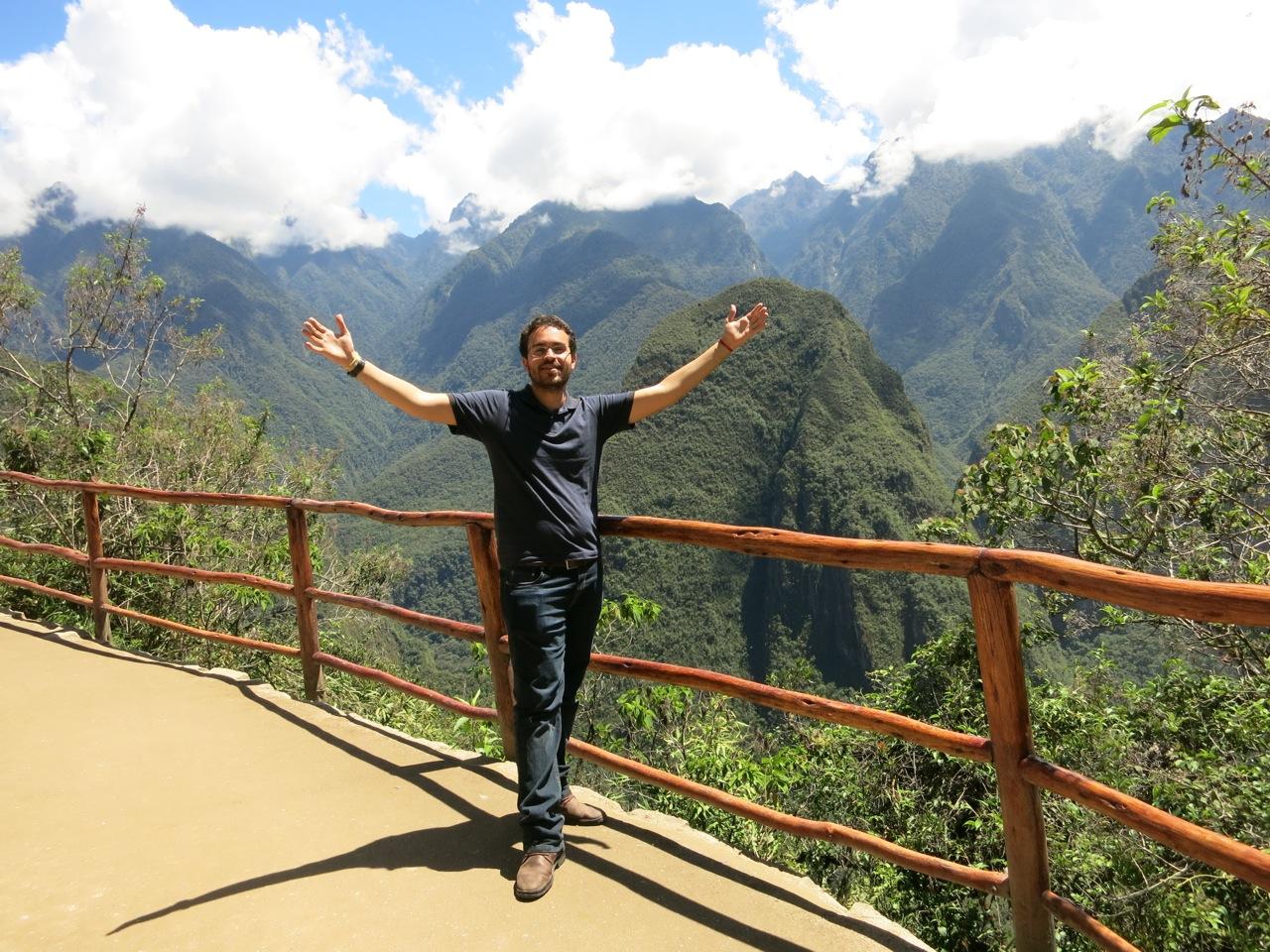 Machu Picchu 1-12
