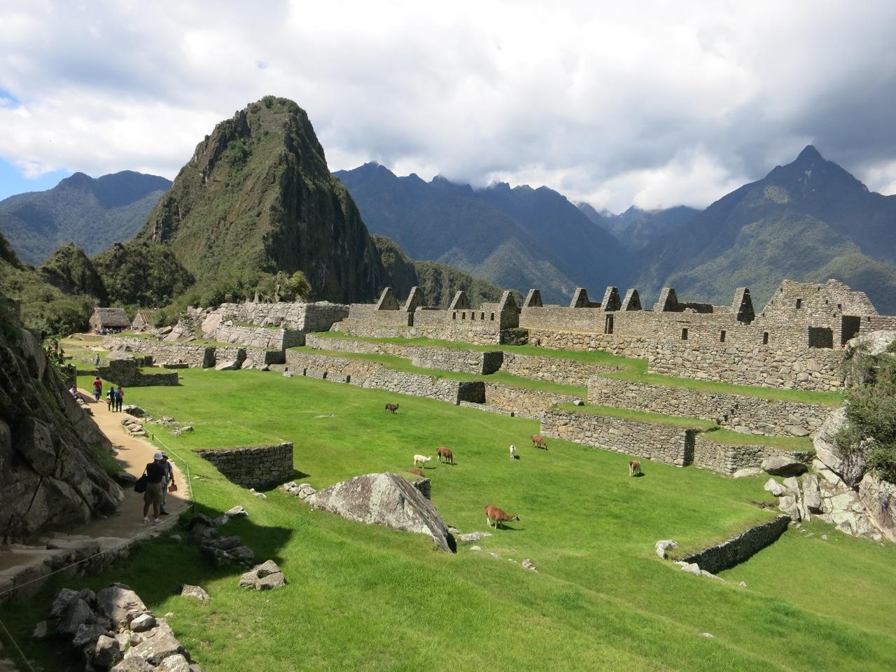 Machu Picchu 1-15