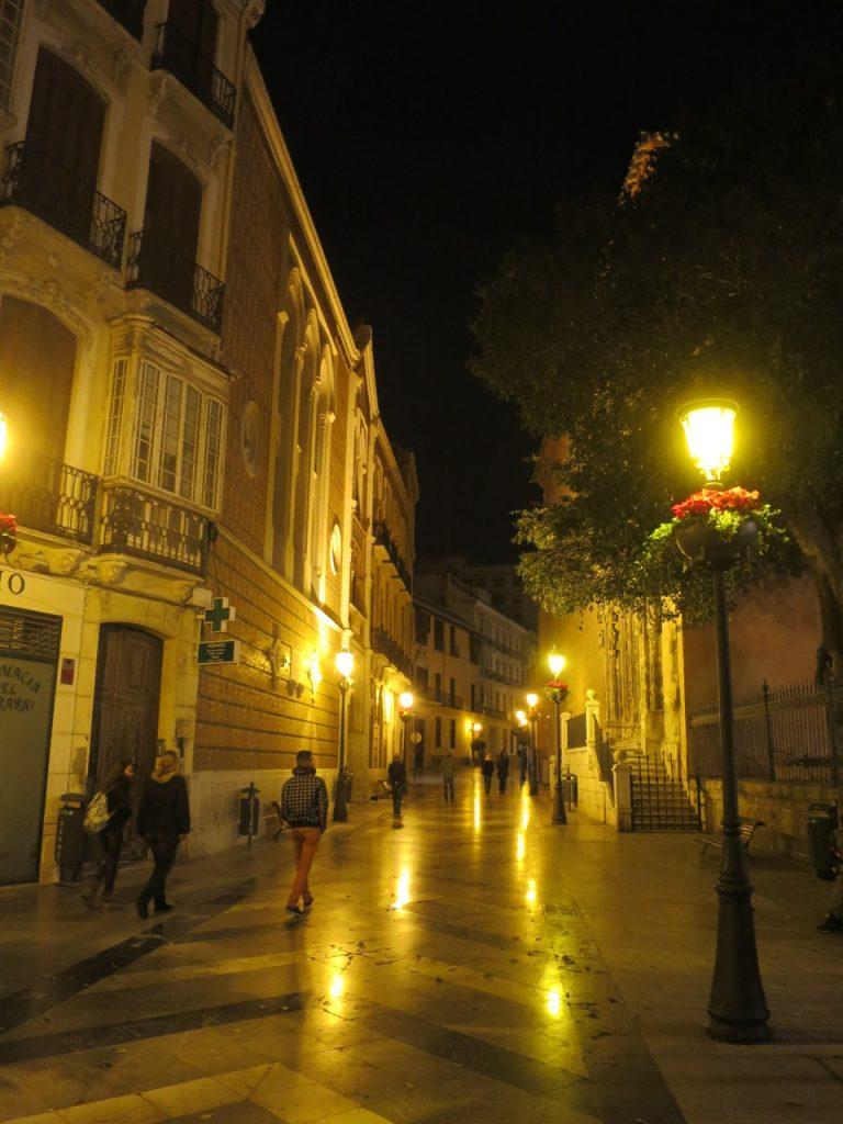 Malaga 1-10