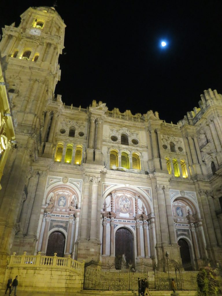 Malaga 1-11