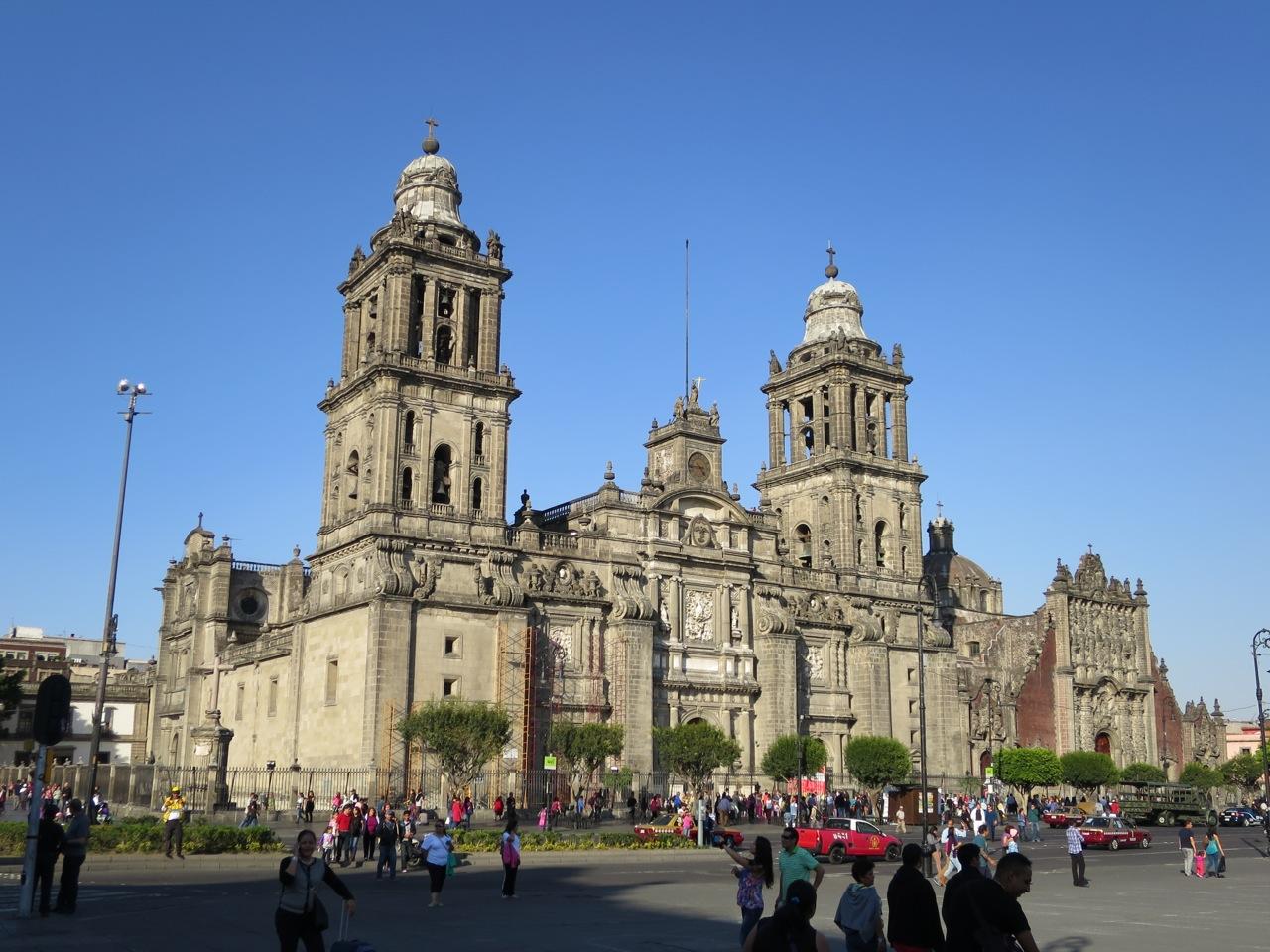 Mexico 1-18