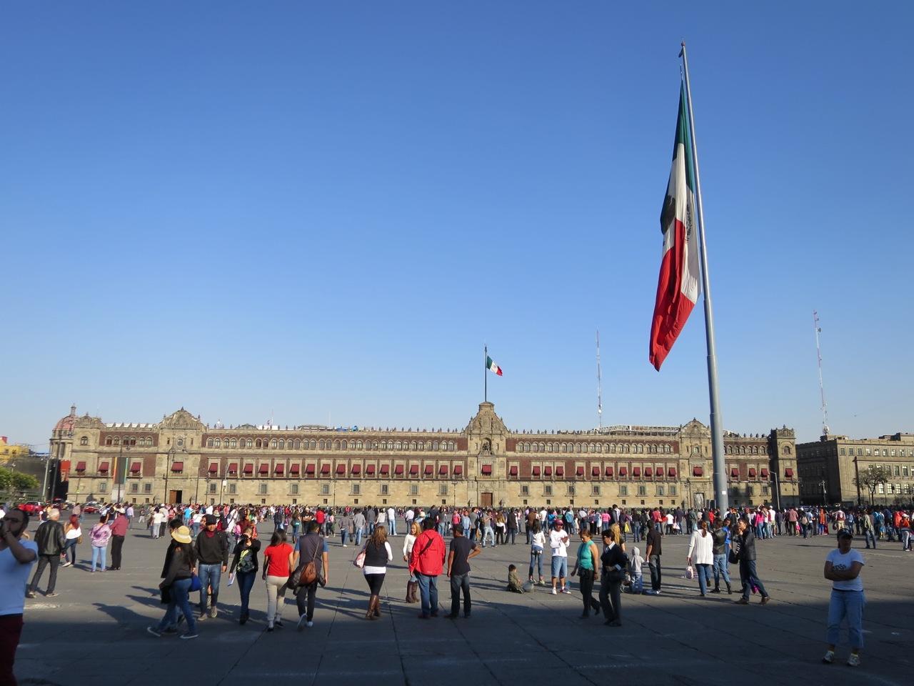Mexico 1-19