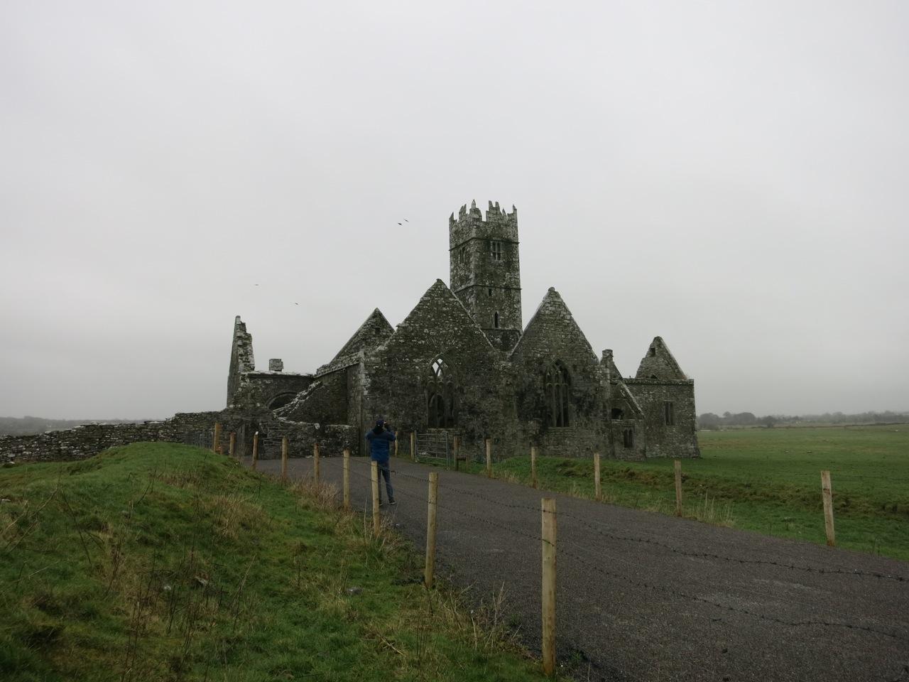 Oeste irlandes 1-16