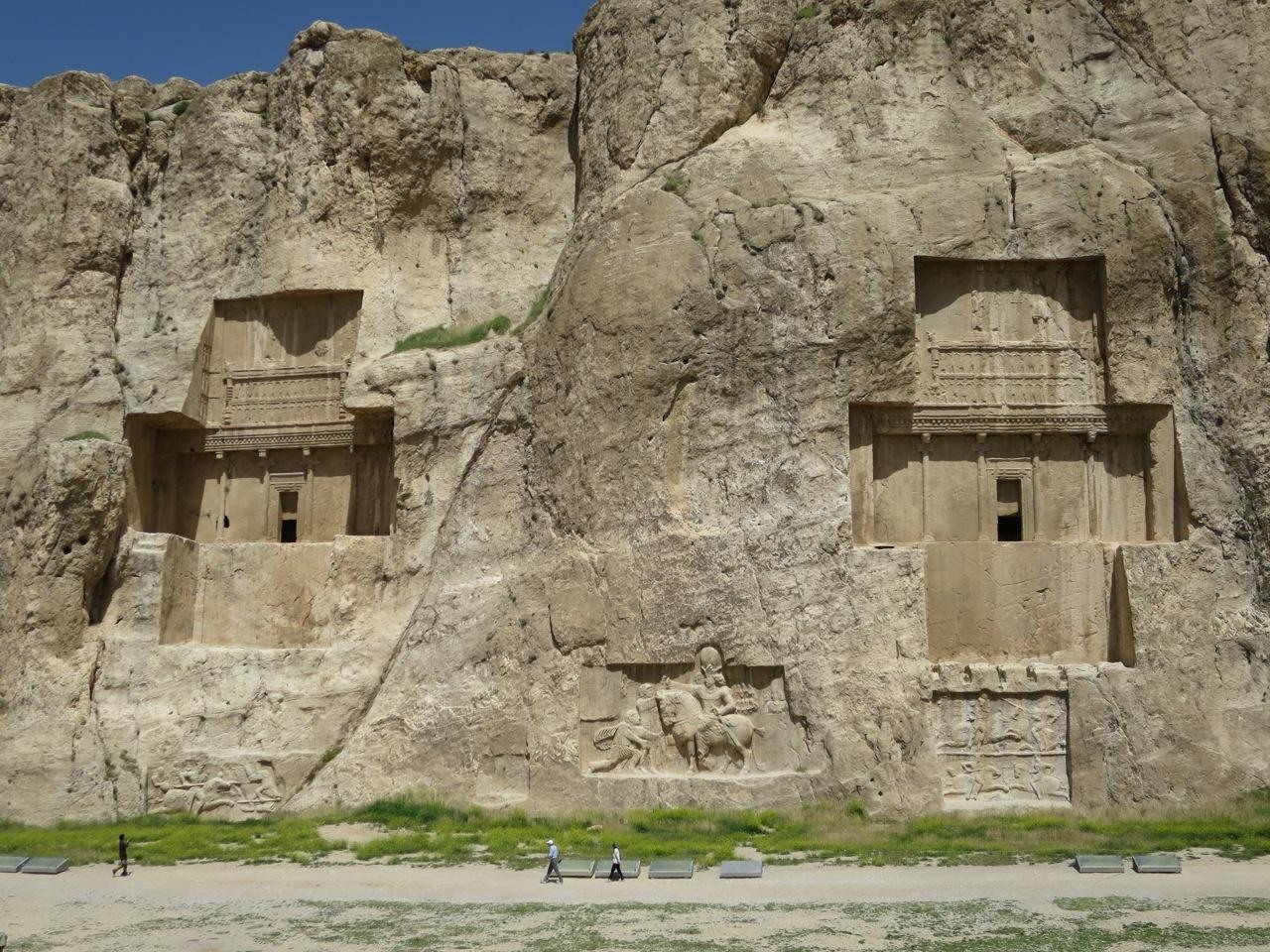 Persepolis 1-11