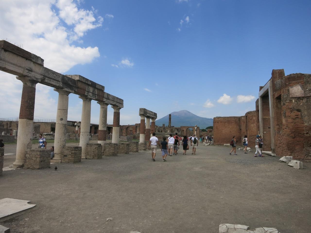 Pompeia 1-15