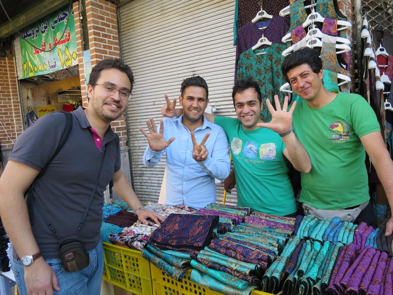 Tehran 1-10