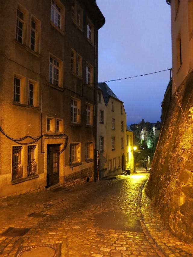 Luxemburgo 1-08