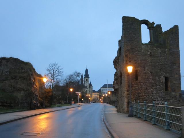 Luxemburgo 1-11