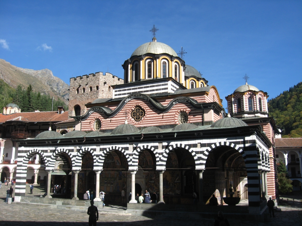Rila Monastery 012