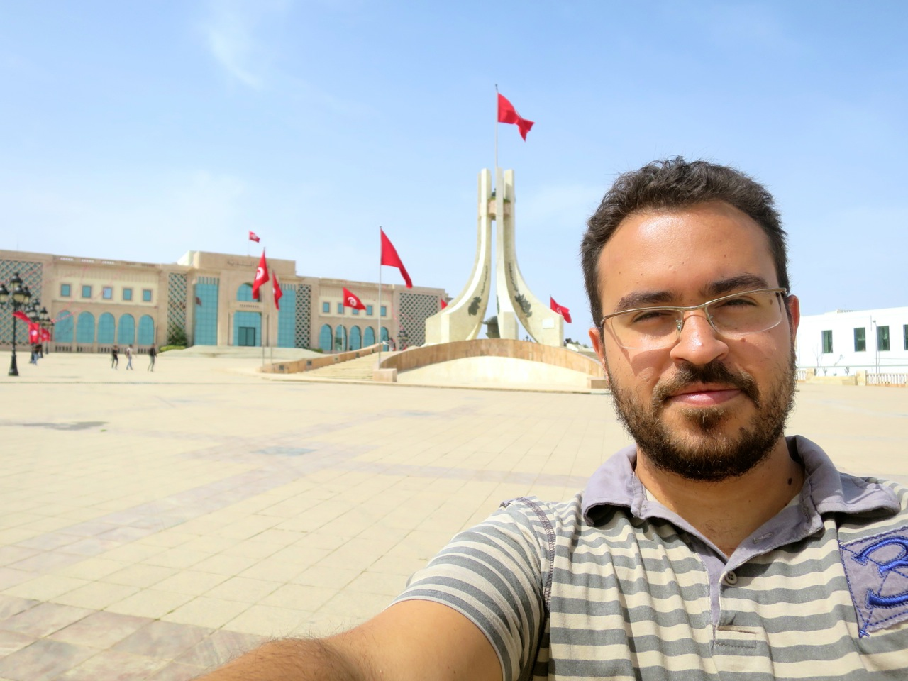 Tunis 2-14