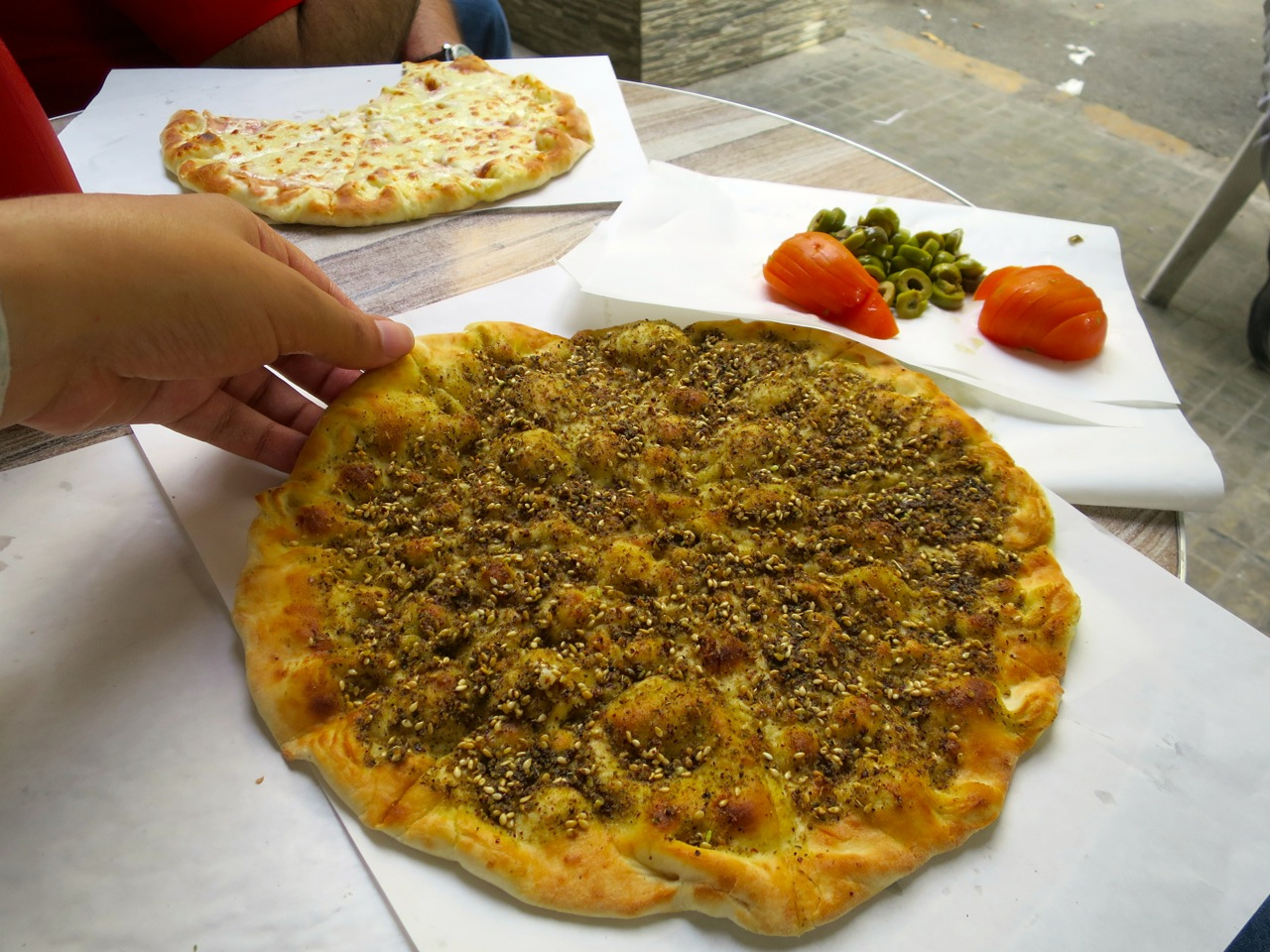 Comida árabe 1-06
