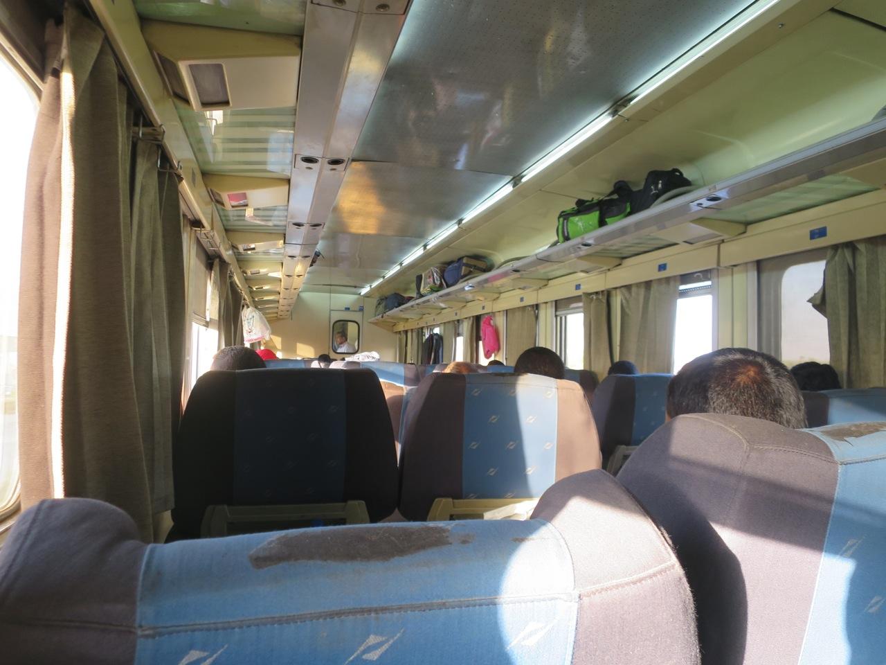 Trem no Egito 1-09