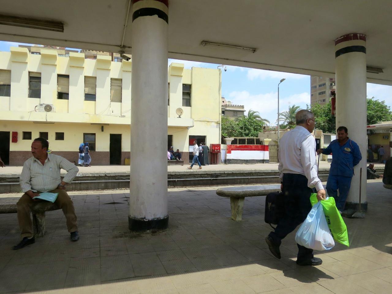 Trem no Egito 1-15