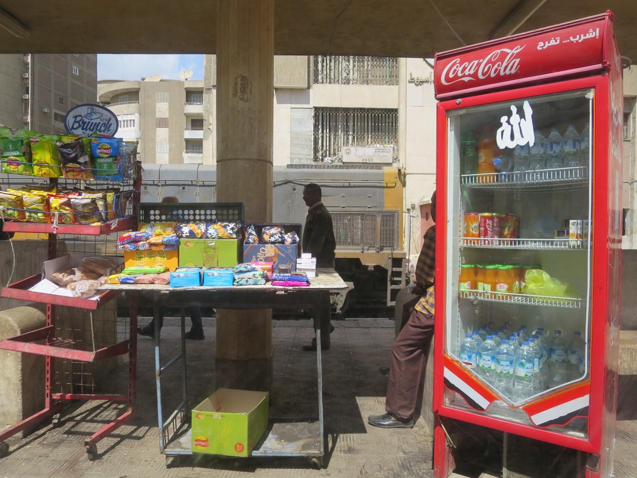 Trem no Egito 1-16