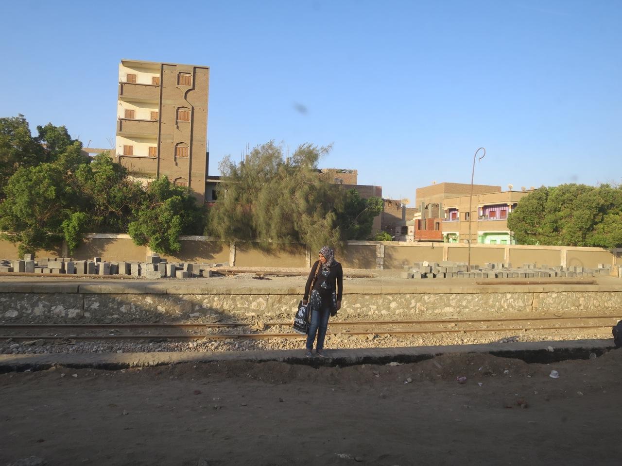 Trem no Egito 1-21