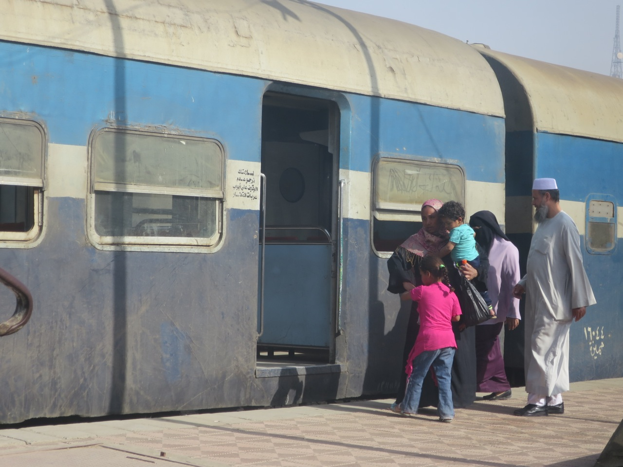 Trem no Egito 1-22