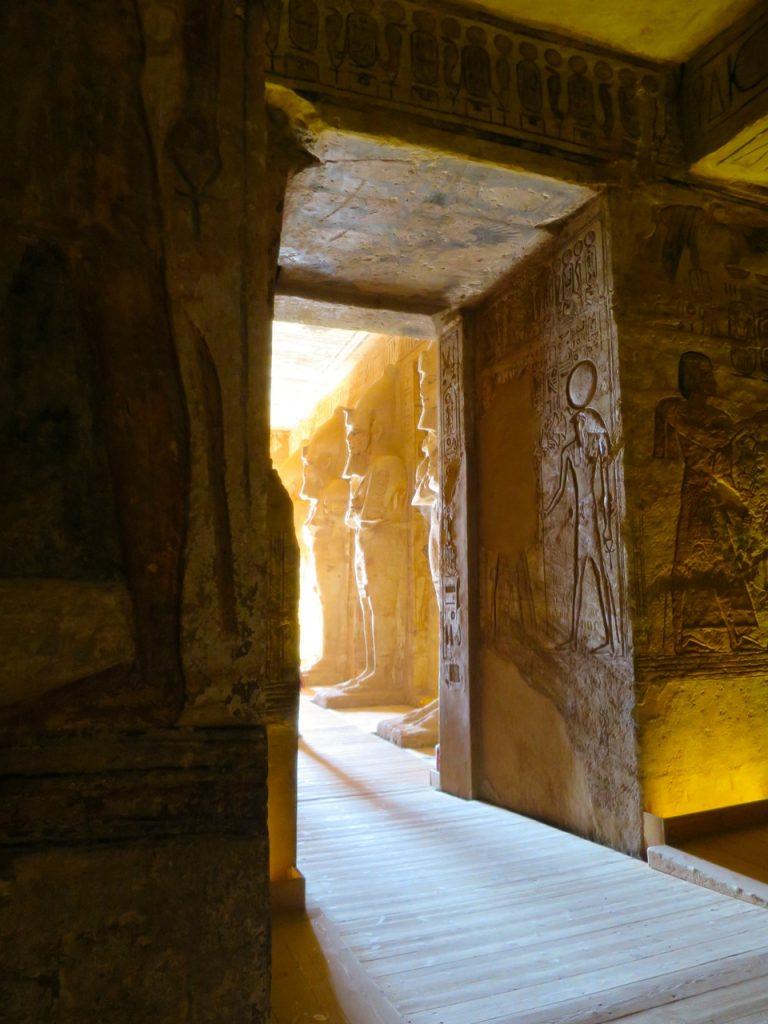 Abu Simbel 1-11