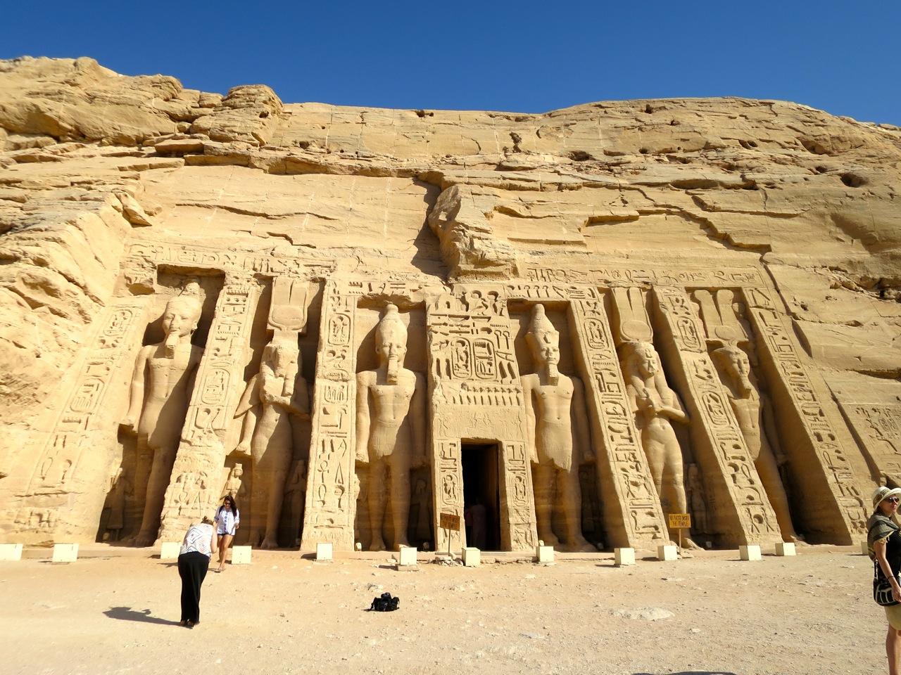 Abu Simbel 1-13