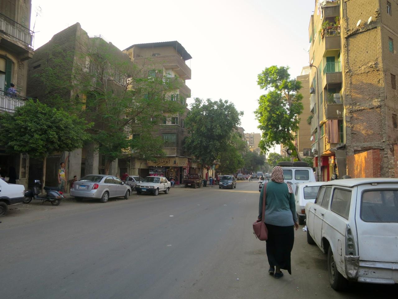 Cairo 9-27
