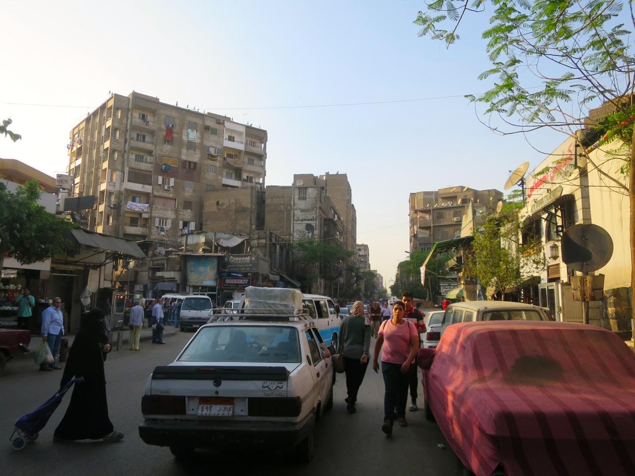 Cairo 9-28