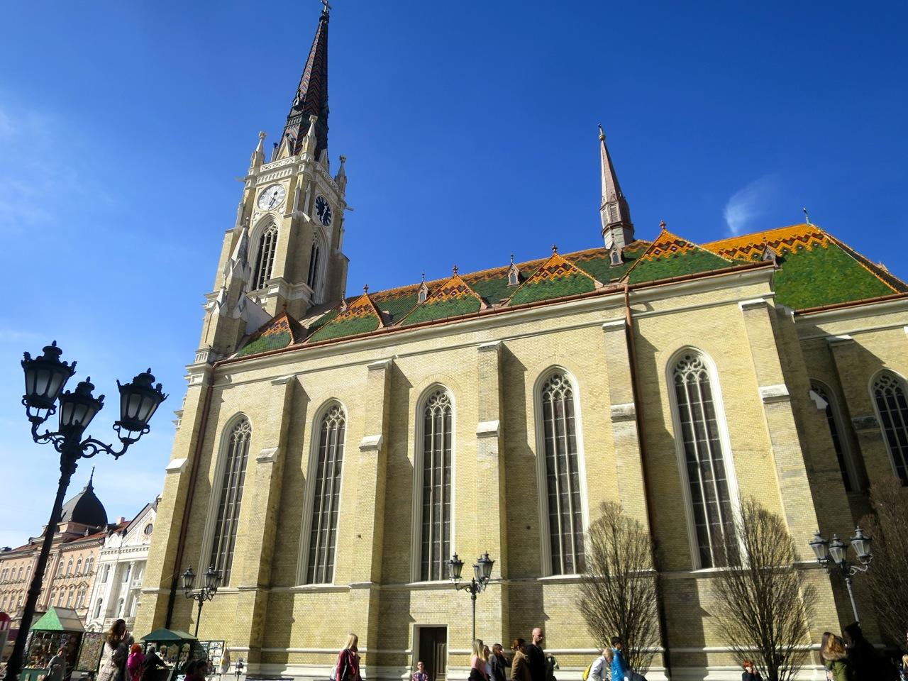 Novi Sad 1-21