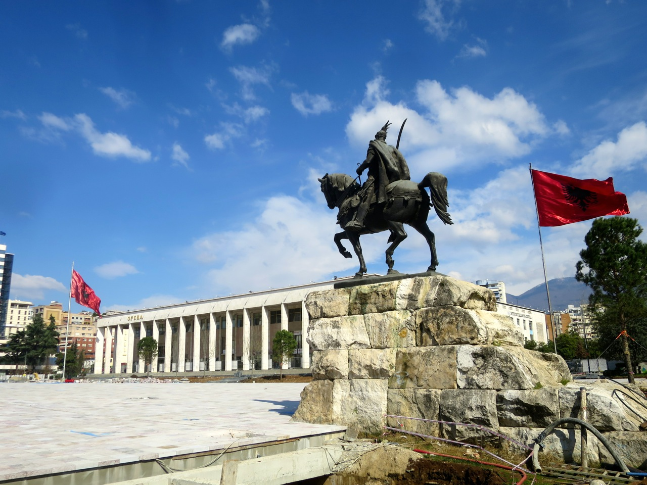 Tirana 1-16