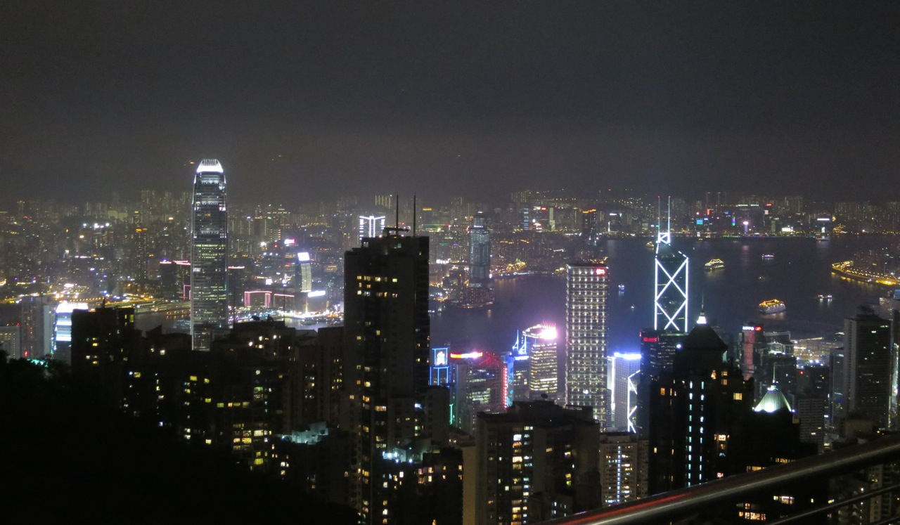 Hong Kong 1-03