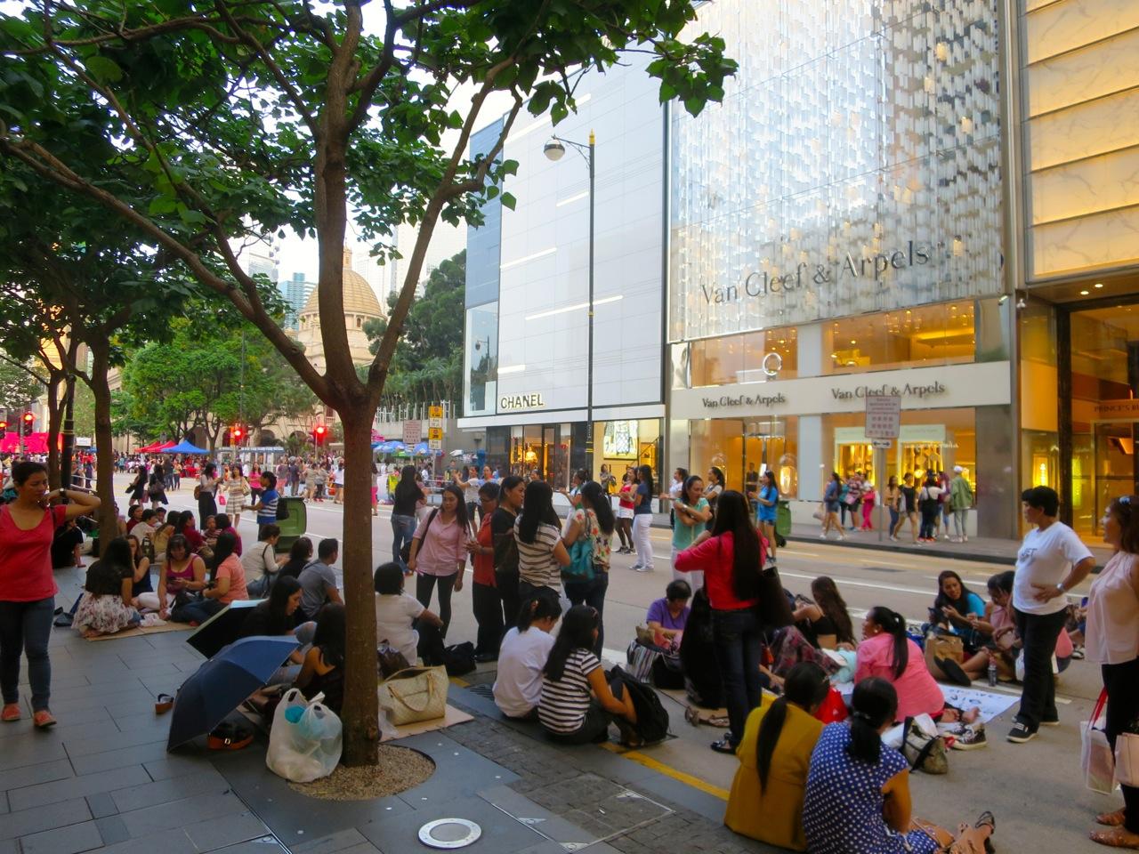 Hong Kong 1-30