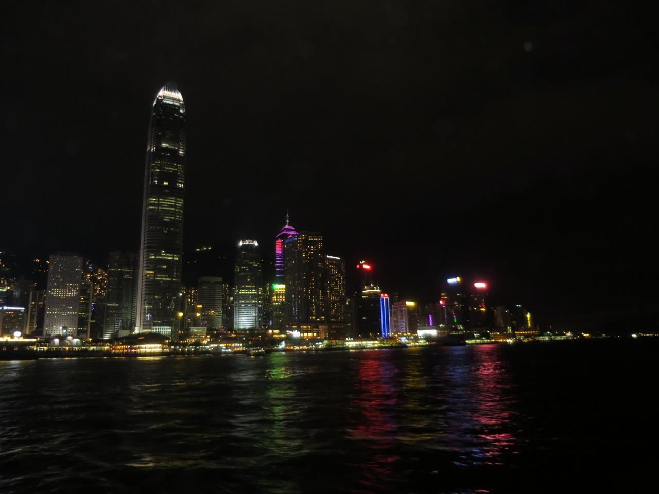 Hong Kong 1-33