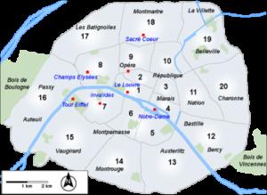 Paris 1-arrondissement