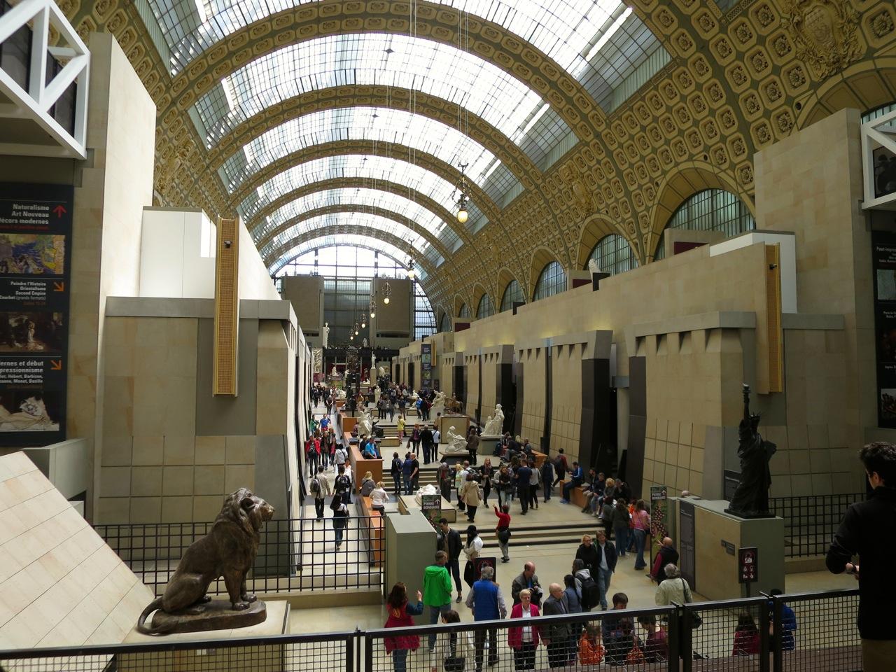 Paris 4-Musee d'Orsay 01