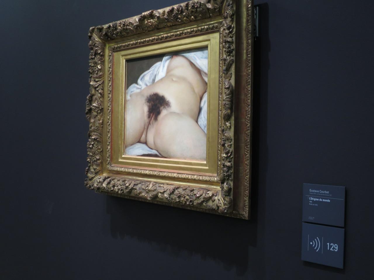 Paris 4-Musee d'Orsay 12